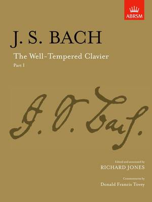 The Well-Tempered Clavier, Part I - Signature Series (ABRSM) (Sheet music)