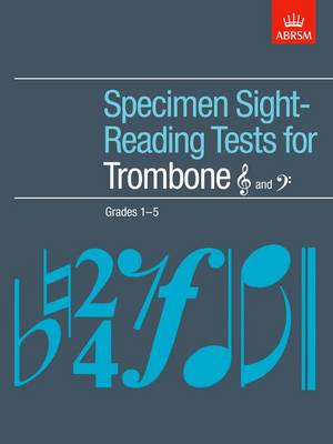 Specimen Sight-Reading Tests: Associated Board Brass Specimen Sight- Reading Tests : Grades 1-5 : Starting in January 1996 - ABRSM Sight-Reading (Sheet music)
