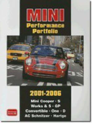 Mini Performance Portfolio 2001-2006 (Paperback)