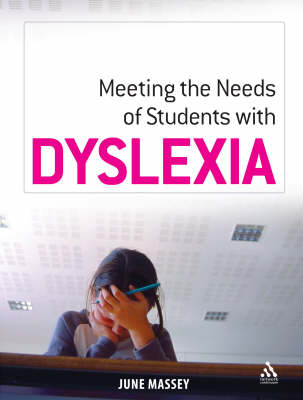 Meeting the Needs of Students with Dyslexia (Paperback)