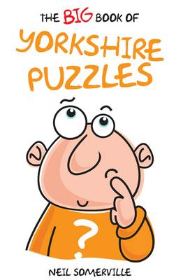 The Big Book of Yorkshire Puzzles (Paperback)