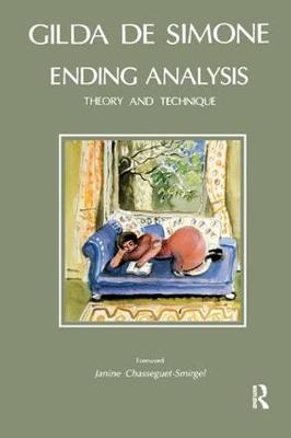 Ending Analysis: Theory and Technique (Paperback)