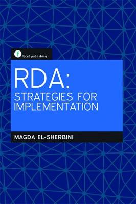 RDA: Strategies for Implementation (Paperback)