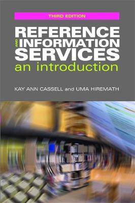 Reference and Information Services: An Introduction (Paperback)