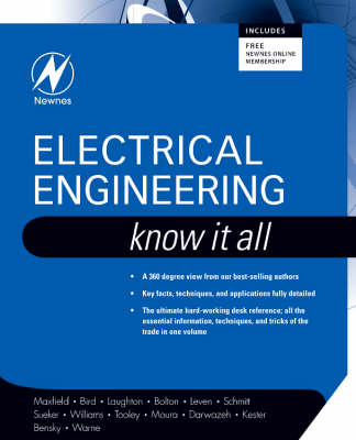 Electrical Engineering: Know it All - Newnes Know it All (Paperback)