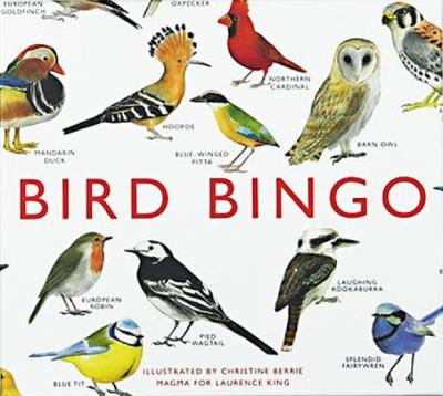 Bird Bingo (Mixed media product)