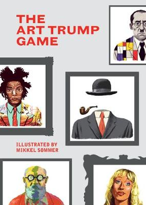 The Art Game: Artists' Trump Cards (Cards)