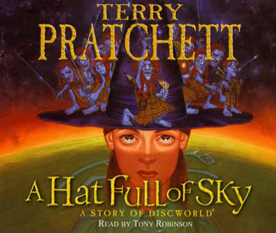 A Hat Full of Sky - Discworld Novel 32 (CD-Audio)