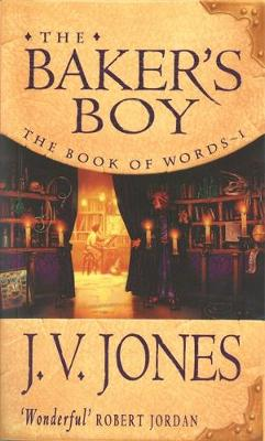 The Baker's Boy - The Book of Words 1 (Paperback)