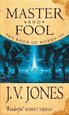Master and Fool - The Book of Words Book 3 (Paperback)