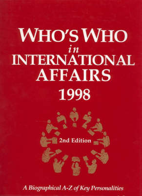Who's Who in International Affairs - Who's who in international affairs (Hardback)