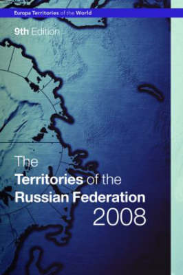 Th Eterritories of the Russian Federation 2008 (Hardback)