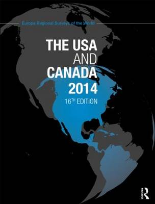 The USA and Canada 2014 (Hardback)