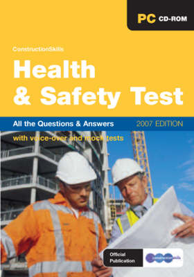 All the Questions and Answers from the CITB-ConstructionSkills Health and Safety Test (CD-ROM)
