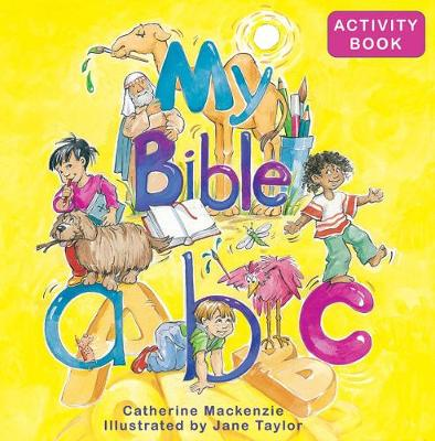 My Bible ABC (Hardback)