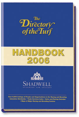 The Directory of the Turf Handbook - Directory of the Turf S. No. 2 (Paperback)