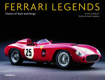 Ferrari Legends: Classics of Style and Design (Hardback)