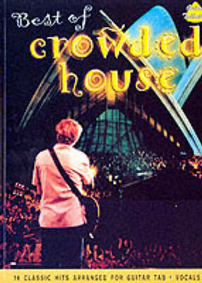 "The Best of ""Crowded House"": (Guitar Tab) (Paperback)"