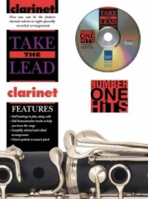No.1 Hits: (Clarinet) - Take the Lead (Paperback)