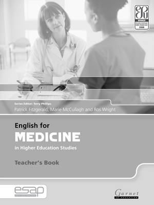 English for Medicine in Higher Education Studies - English for Specific Academic Purposes (Paperback)