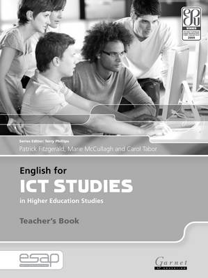 English for ICT Studies in Higher Education Studies - English for Specific Academic Purposes (Paperback)