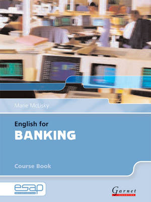 English for Banking in Higher Education Studies - English for Specific Academic Purposes (Mixed media product)