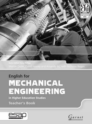 English for Mechanical Engineering in Higher Education Studies - English for Specific Academic Purposes (Paperback)