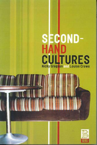 Second-hand Cultures - Materializing Culture v. 20 (Paperback)