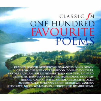 Classic FM 100 Favourite Poems (CD-Audio)