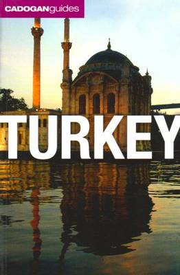 Turkey - Cadogan Guides (Paperback)