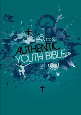 ERV Authentic Youth Bible Teal (Hardback)
