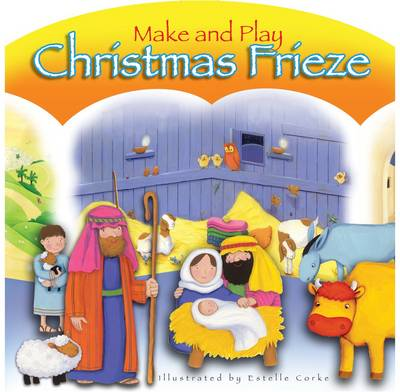 Make and Play Christmas Frieze (Paperback)