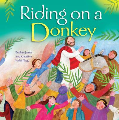 Riding on a Donkey (Board book)