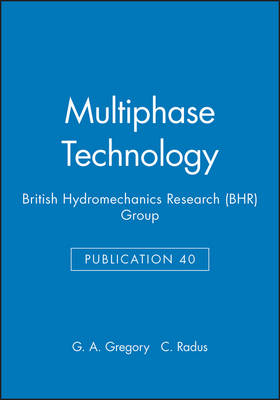 Multiphase Technology - British Hydromechanics Research Group (Rep) 40 (Hardback)