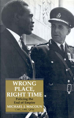 Wrong Place, Right Time (Hardback)