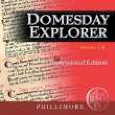Domesday Explorer (Mixed media product)