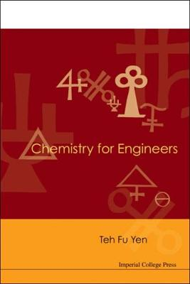 Chemistry for Engineers (Hardback)