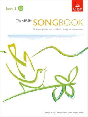 The ABRSM Songbook: Book 3: Selected Pieces and Traditional Songs in Five Volumes - ABRSM Songbooks (Sheet music)