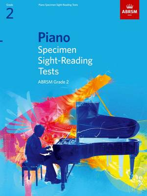 Piano Specimen Sight-Reading Tests, Grade 2 - Abrsm Sight-Reading (Sheet music)