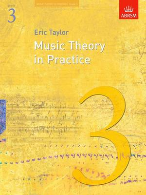 Music Theory in Practice, Grade 3 - Music Theory in Practice (Abrsm) (Sheet music)