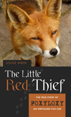 The Little Red Thief: The True Story of Foxyloxy. An Orphaned Fox Cub (Paperback)