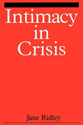 Intimacy in Crisis (Paperback)