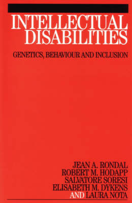 Intellectual Disabilities: Genetics, Behavior and Inclusion (Paperback)