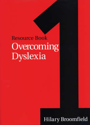 Overcoming Dyslexia: A Practical Handbook for the Classroom - Dyslexia Series Bk. 1 (Paperback)