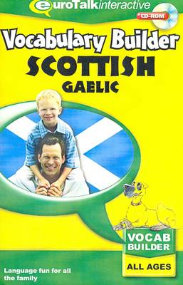 Vocabulary Builder - Scots Gaelic - Vocabulary Builder (CD-ROM)