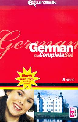 Complete German (Mixed media product)
