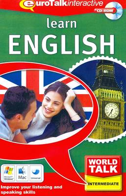 World Talk - Learn English: Improve Your Listening and Speaking Skills - World Talk (CD-ROM)