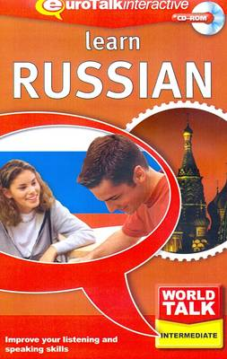 World Talk - Learn Russian: Improve Your Listening and Speaking Skills - World Talk (CD-ROM)