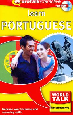 World Talk - Learn Portuguese: Improve Your Listening and Speaking Skills - World Talk (CD-ROM)