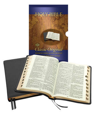 Concord Bible - With Thumb Index: Centre Reference Bible: Authorised (King James) Version (Leather / fine binding)